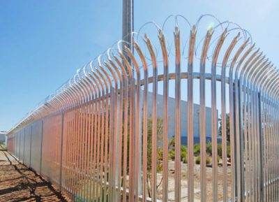 steel fence systems AGL