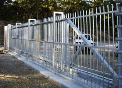 automated gates and equipment