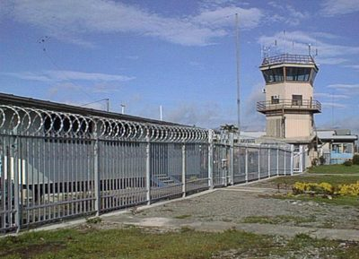 fence security systems Mt Hagen Airport